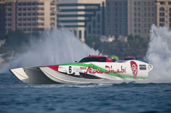 UIM World Championship: ADIMSC steps in to keep Class 1 Powerboat Racing alive