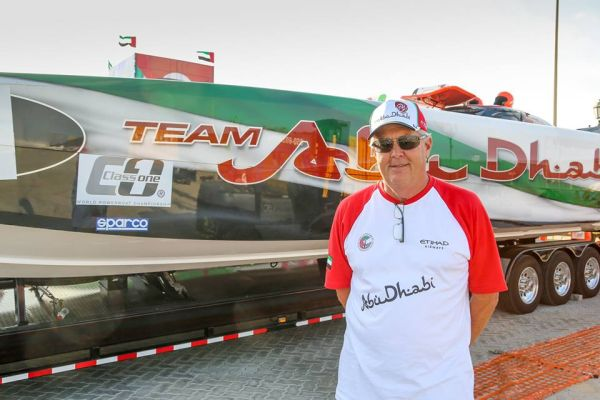 Victory 3 fends off Team Abu Dhabi's 6 in Class 1 Powerboat race 1 in Abu Dhabi