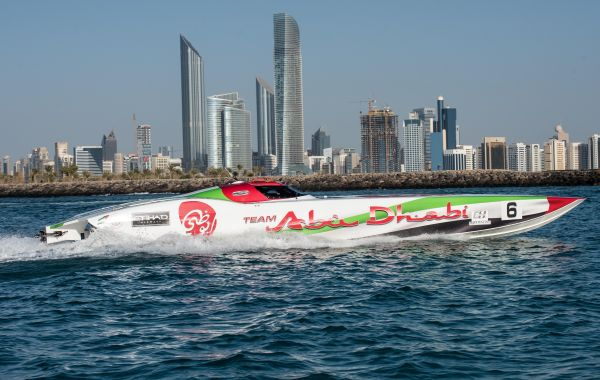 Victory 3 pips Team Abu Dhabi 6 to fastest speed of 142MPH Class 1's Kilo Run