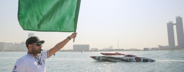 UIM Class 1 Powerboat Abu Dhabi Thursday classifications