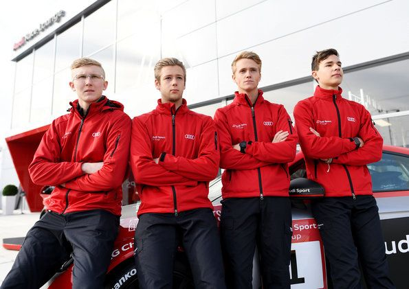 Champion in Audi Sport TT Cup to receive promotion
