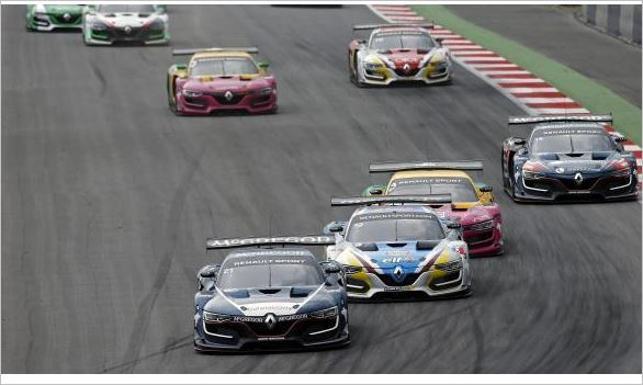 The Renault Sport Trophy to discover Circuit Paul Ricard