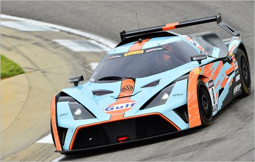 KTM X-BOW GT4 victorious in first Pirelli World Challenge season ...