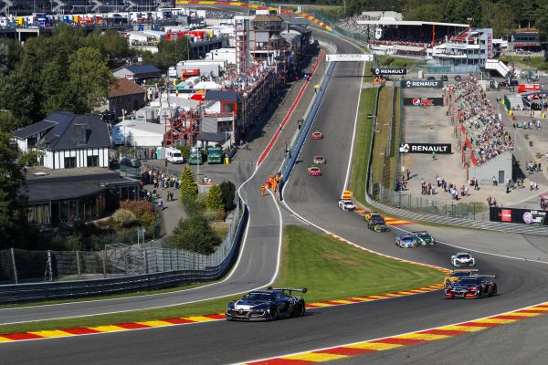 Pieter Schothorst wins again in Sprint PRO in Spa