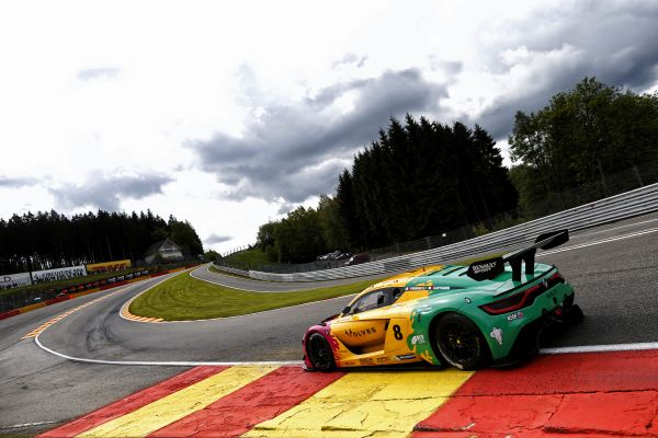 Spa Francorchamps Renault Sport Trophy Entry List