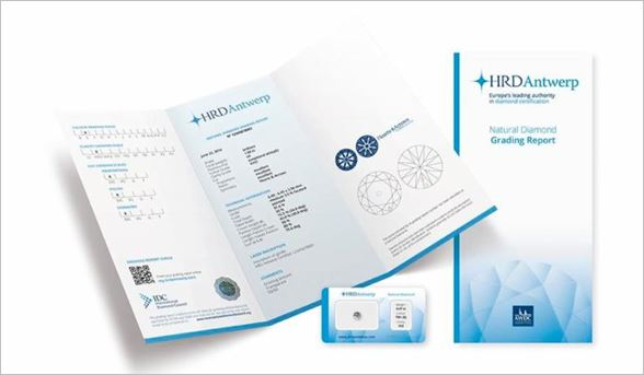 HRD Antwerp launches new Diamond Grading Report at Hong Kong Jewellery and Gem Fair