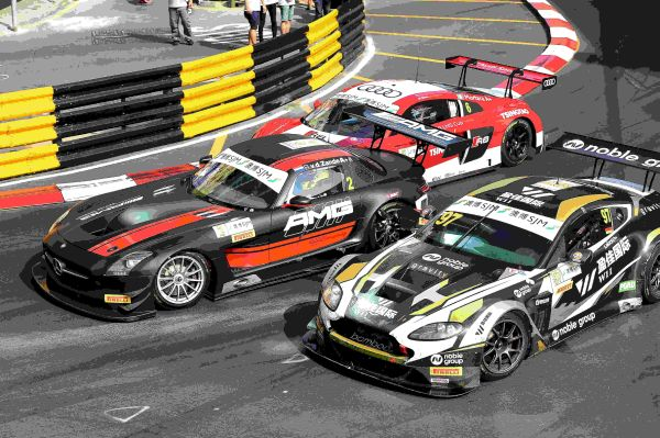 Four Manufacturers and All-Star Cast for FIA GT World Cup in Macau