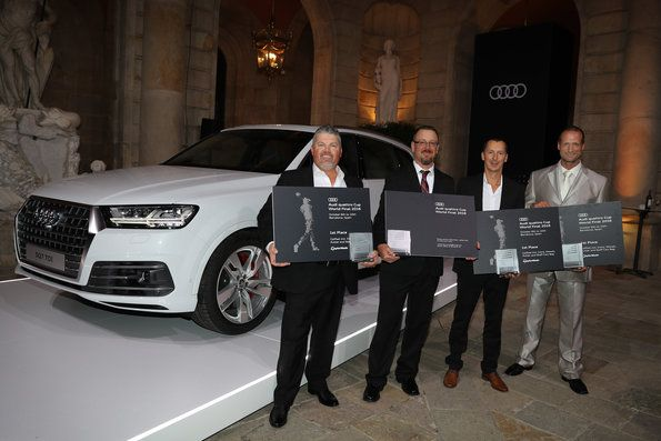 Audi quattro Cup 2016: Victory for Germany and the United States in world finale