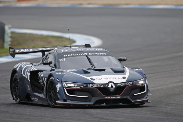 The Schothorst duo sets the tone in Estoril practice
