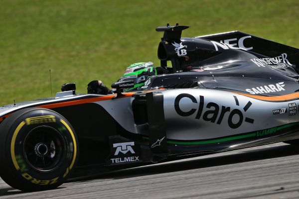 Sahara Force India F1 Brazilian GP Practices review