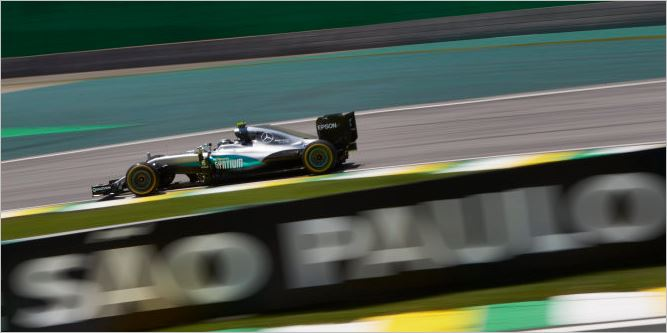 Mercedes AMG Petronas F1 Brazilian Grand-Prix practices review