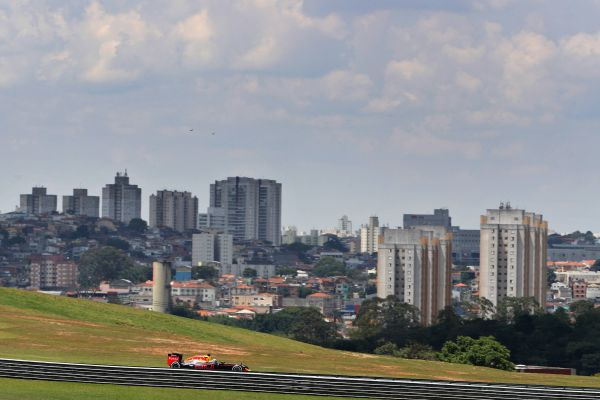 Red Bull Racing F1 Brazilian Grand-Prix practices