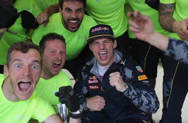Red Bull Racing F1 Brazilian Grand-Prix race quotes