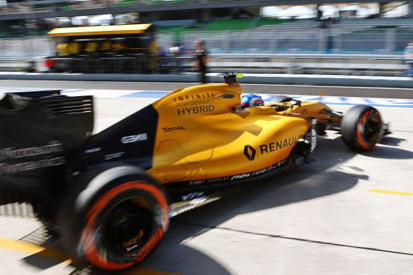 Renault Sport F1 US GP Facts And Stats