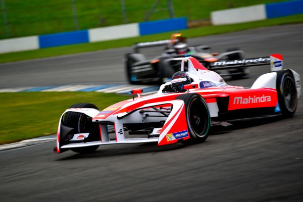 Dilbagh Gill Team Prinl Mahindra Racing Formula E Said It S Been An Encouraging And Important Pre Season Test For The At Donington This