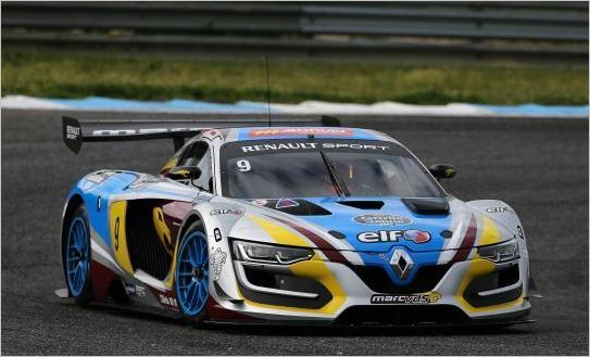 The Renault Sport Trophy season finale at Estoril!