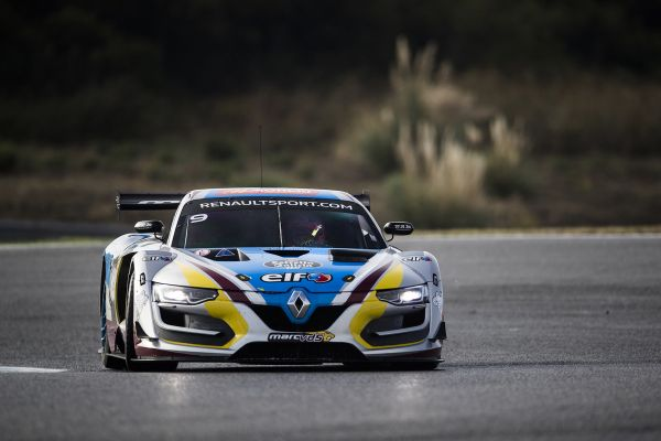 Marc VDS Finish Renault Sport Series as Triple Champions