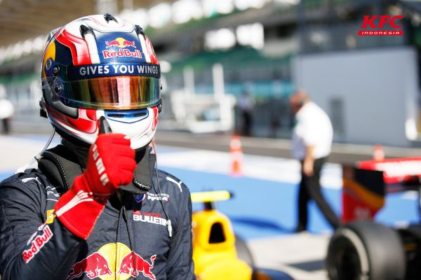 Pierre Gasly grabs fourth GP2 pole in Malysia