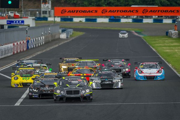 GT Asia Series Shanghai Circuit facts, stats and timetable