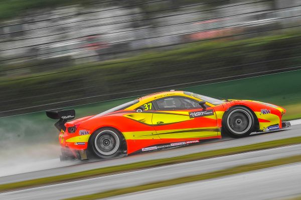 GT Asia Series Shang Peng Race of Shanghai qualifying classification