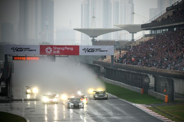 GT Asia Shanghai race results and final standings 2016