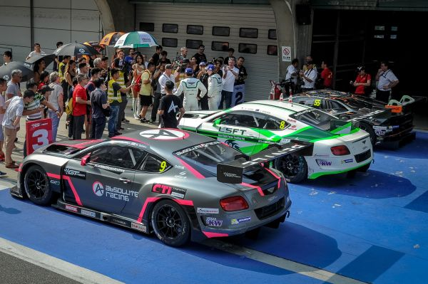 Fox Sports Asia to cover both races of GT Asia Series final LIVE