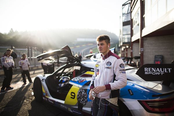 Fabian Schiller Crowned Champion in Spa