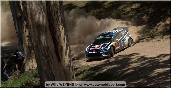 Mikkelsen and Ogier in a league of their own in Australia