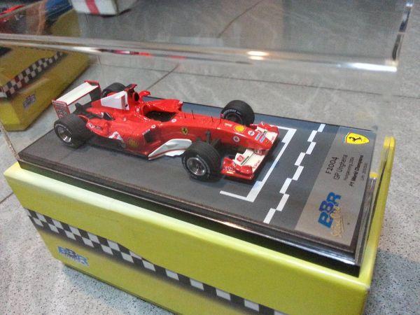 Limited Edition Ferrari Michael Schumacher Memorabilia