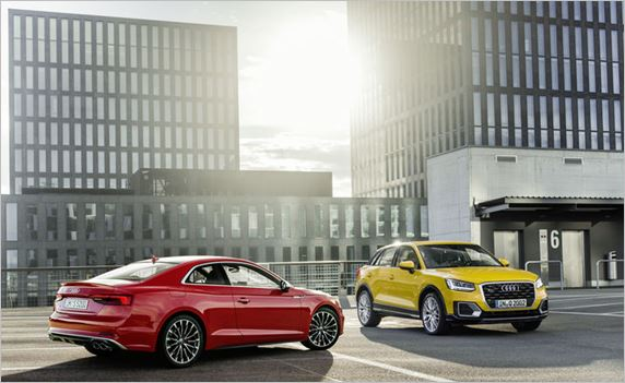 Euro NCAP: Five stars for the Audi A5 and Audi Q2