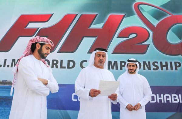F1H2O Grand Prix of Abu Dhabi gets underway with pole position qualifying on Thursday