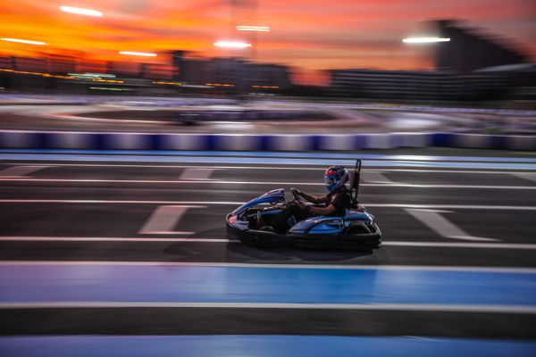 "IMPACT introduces ""IMPACT Speed Park"" a brand new world class go kart facility"