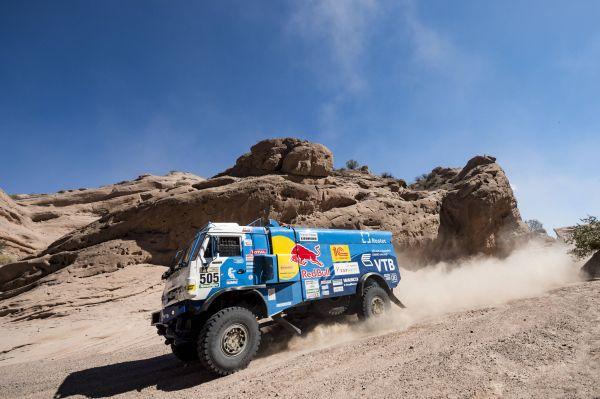 Trucks Dakar Overall classification 2017