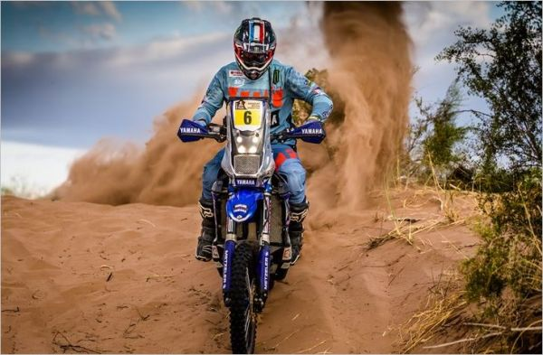 Van Beveren Tops Final Stage To End Dakar Rally 2017 On A High