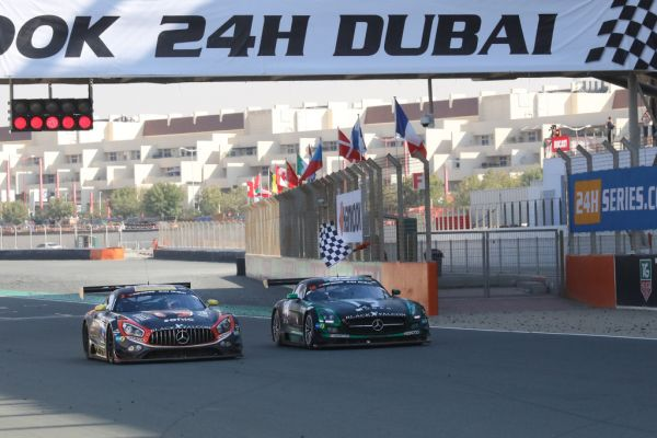 Mercedes-AMG Motorsport Ready for the 24H Dubai