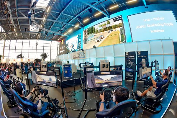 Gaming fair SimRacing Expo to be run for the 4th time in September