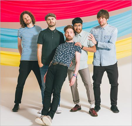 Kaiser Chiefs to bring curtain down on BMW PGA Championship