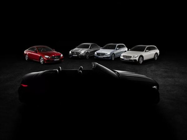 Mercedes-Benz Cars at the Geneva International Motor Show 2017