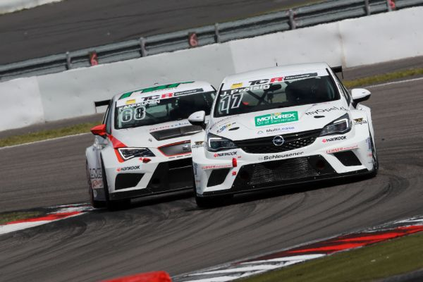 Lubner Motorsport startet mit Opel in der ADAC TCR Germany