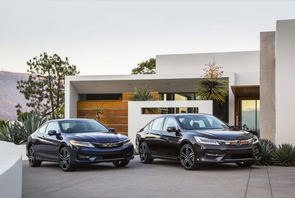 "Honda Accord and HR-V are ""2017 Kelley Blue Book 5-Year Cost to Own Award"" Winners"