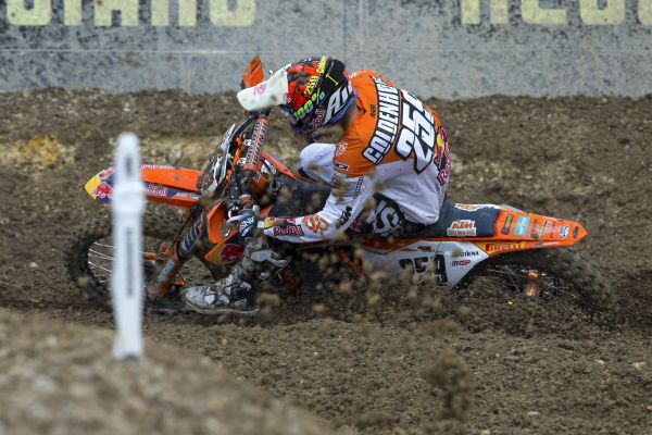 KTMu0027s Coldenhoff Graps First 17 MXGP Podium Finish In Indonesia