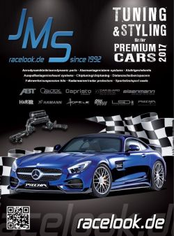 JMS Tuning- and accesoires catalog for different brands 2017