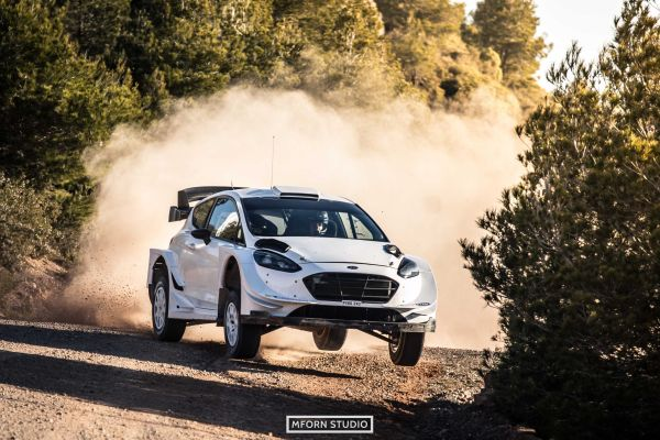 M-Sport World Rally Team chasing a Mexican fiesta on the gravel debut