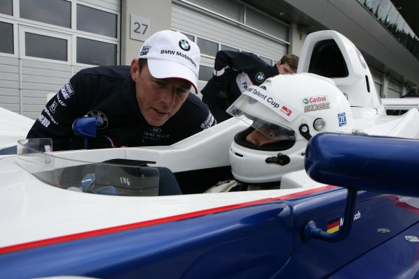 Successful first steps: perfect start to the Formula BMW Talent Cup