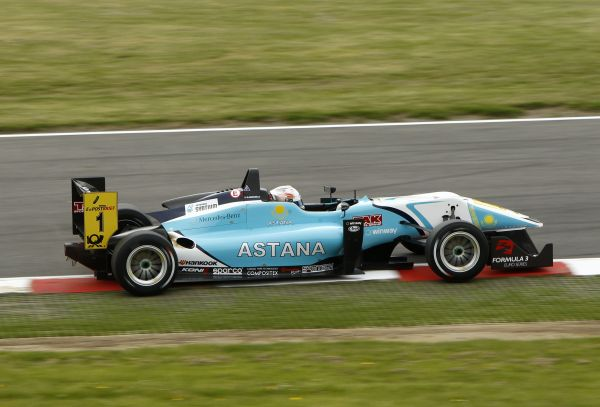 The battle for the title at Hockenheim: Will Daniel Juncadella prevail?