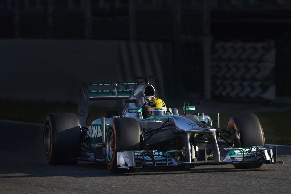 Barcelona F1 test day 4 results