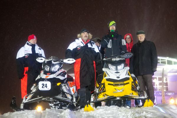2012 FIM Snowcross World Championship is ready to start at Semigorje