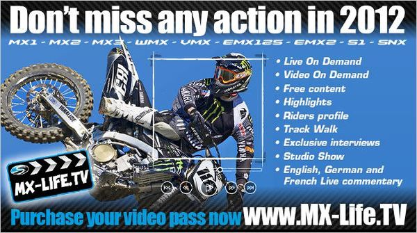 FIM Snowcross World Championship Entry List 2012