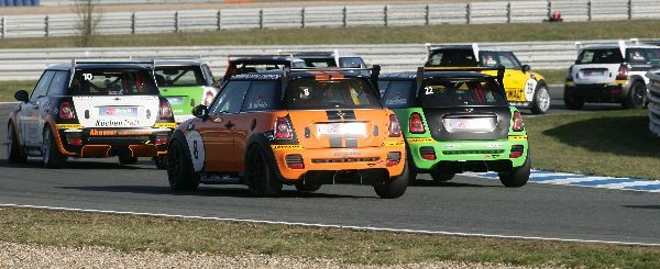 Zeitplan MINI TROPHY, MINI United in Le Castellet