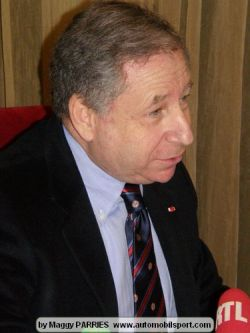 FIA President Jean Todt visits Cyprus